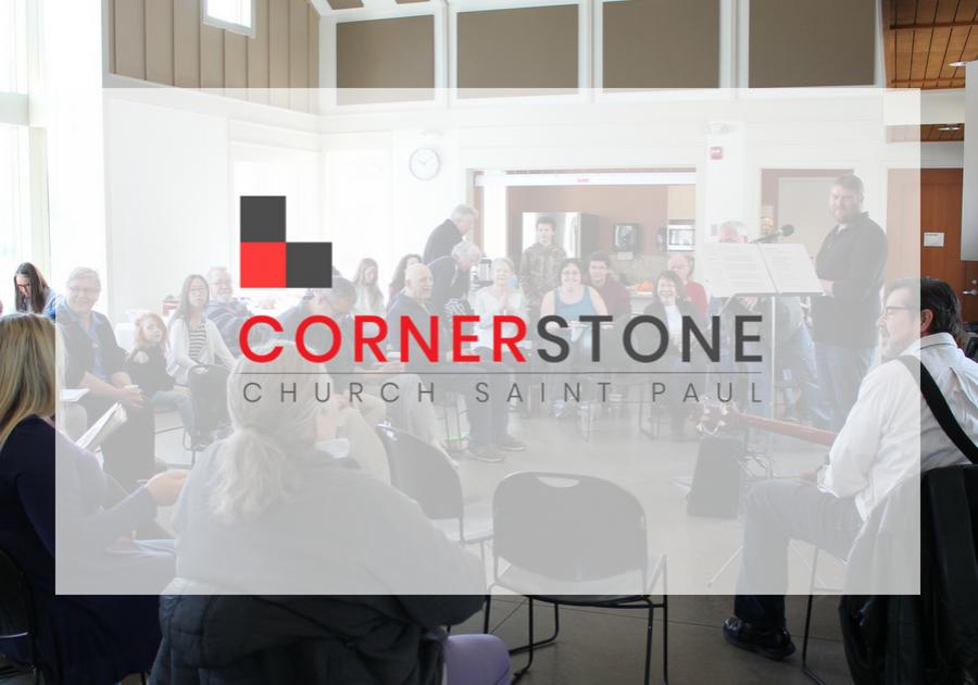 cornerstone church share